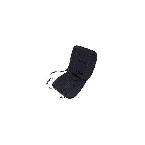 DEMA Sitzauflage beheizbar Sitzheizung 12V Auto Hochlehner PKW Heizkissen Sitzkissen