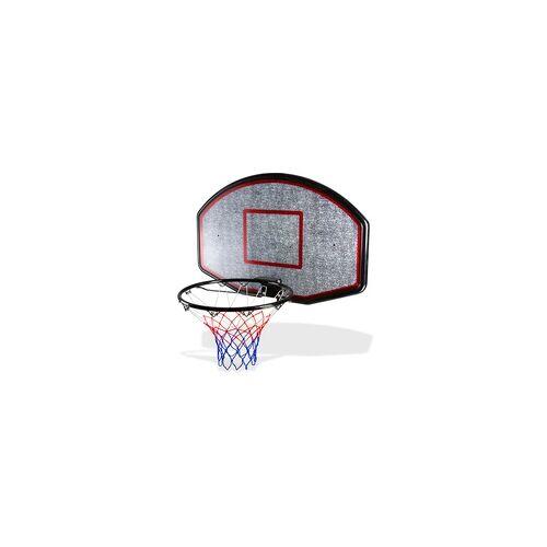 DEMA Basketballkorb Basketballbrett Basketballanlage Basketball Korb + Ring + Netz
