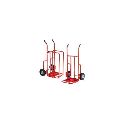 DEMA Spezial Sackkarre für Holz Holztransport bis 150kg