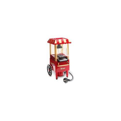 DEMA Popcornmaschine / Popcornmaker im Retro-Stil (50er Jahre)