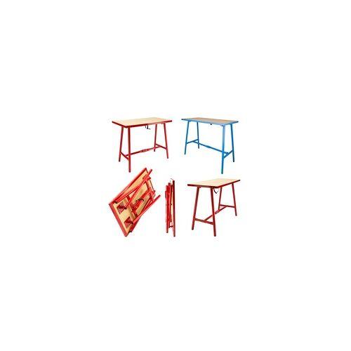DEMA Klapp Werkbank / Werktisch Arbeitstisch - Auswahl, Auswahl: Klapp Werkbank L 100x50 cm