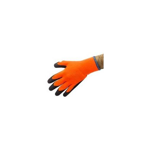 DEMA Arbeitshandschuhe Thermo Winter Handschuhe Gr. 9 - 11, Größe: 11