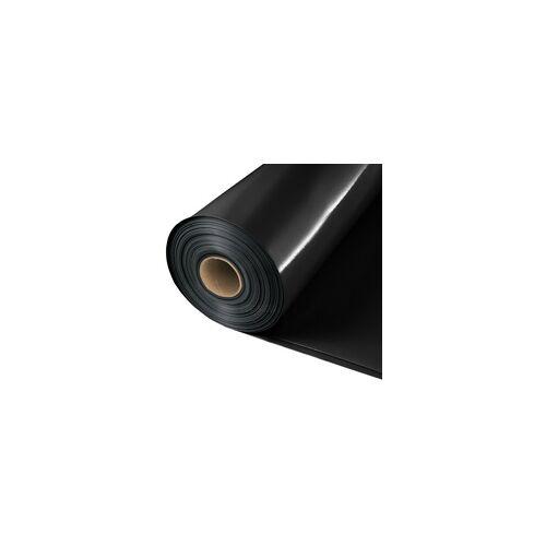 Befestigungstechnik Baufolie Typ 200 Abdeckfolie Estrichfolie PE Folie schwarz 0,20mm 4x25m - 100m²