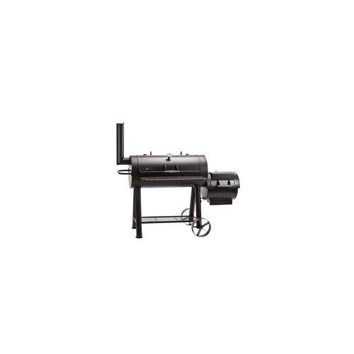 DEMA Smoker / Grillwagen SAN-ANTONIO-XXL 76 kg Gartengrill Barbecue