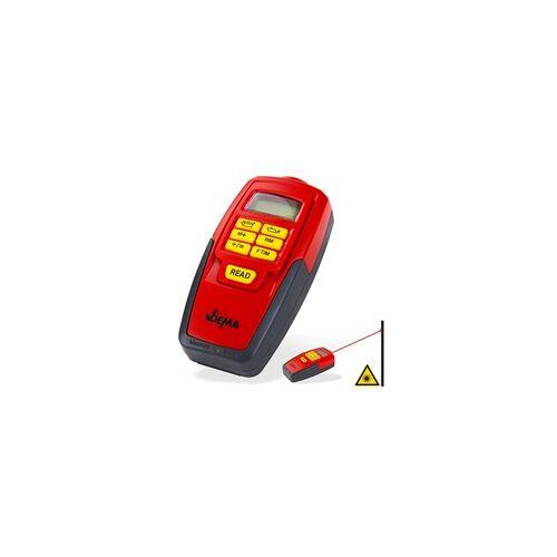 DEMA 3 in1 Ultraschall Messgerät Ultraschallmessgerät Entfernungsmesser MG-100D