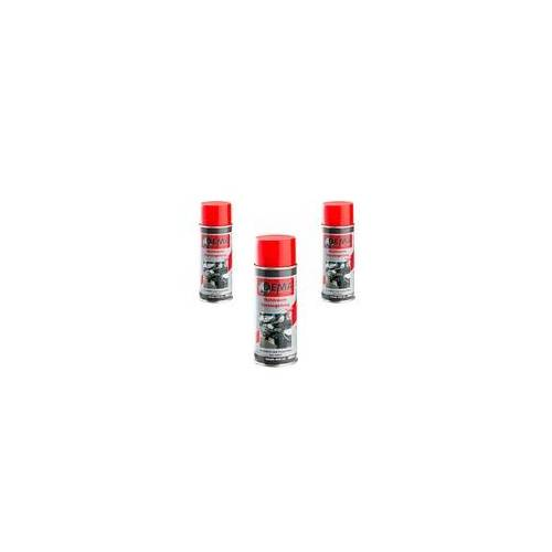 DEMA Hohlraumversiegelung / Hohlraumkonservierung 400 ml 3-er Set