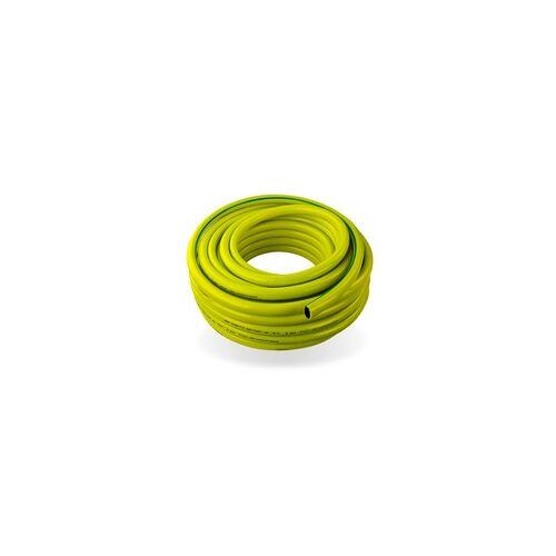 Stabilo-Sanitaer Profi Gartenschlauch / Wasserschlauch 3/4 Zoll / 25 m gelb