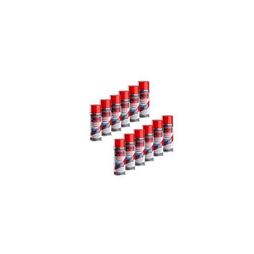 DEMA Zink Spray Set 12 x 400 ml grau matt Zinkspray