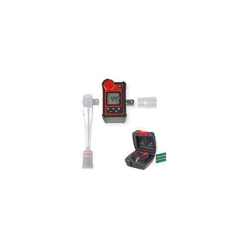 DEMA Digitaler Drehmoment Adapter 1/2 Zoll 40 - 200 Nm für Drehmomentschlüssel