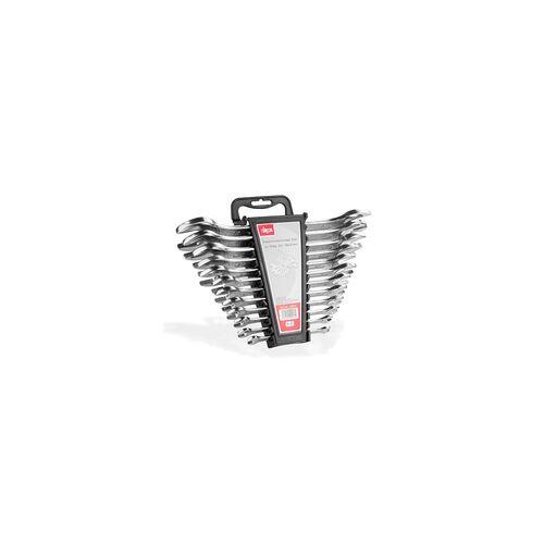 DEMA Doppelmaulschlüsselsatz / Gabelschlüsselsatz 12-teilig Eco