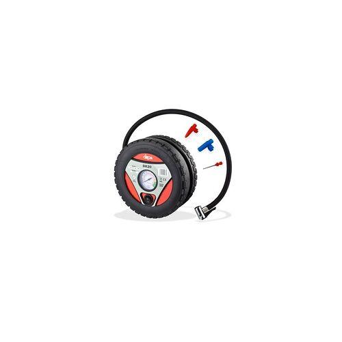 DEMA 12V Mini Kompressor Reifenkompressor DK20 für Auto Kfz PKW Fußball Luftmatratze