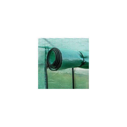 DEMA Folie für Gewächshaus Frühbeet Treibhaus Gartenhaus 5 qm 2,0x2,5x2,15m für 40986