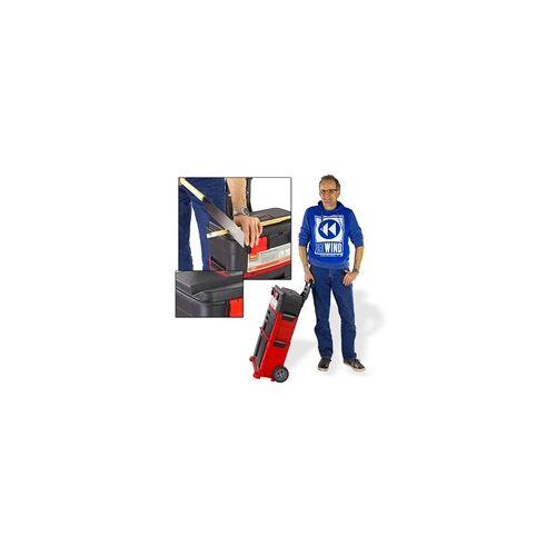 DEMA Werkzeugtrolley Werkzeugwagen Werkzeugkiste fahrbar mit Rollen