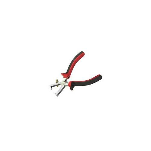 DEMA Abisolierzange 160mm Abmantler Kabel Abisolierer Isolierzange Abisolierwerkzeug