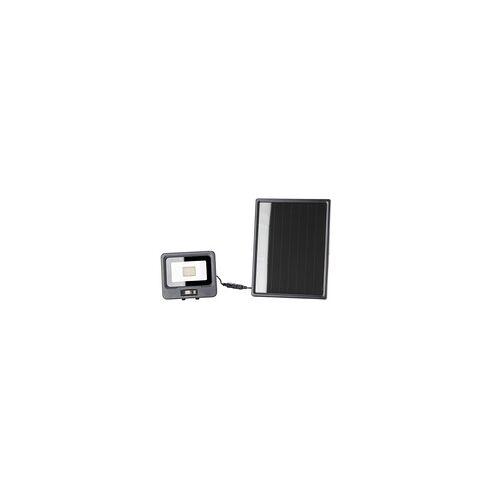 DEMA Solar LED-Strahler 10 Watt mit Bewegungsmelder