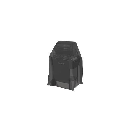 Tepro Universal Schutzhülle Abdeckhaube für Gasgrill Abdeckplane klein schwarz