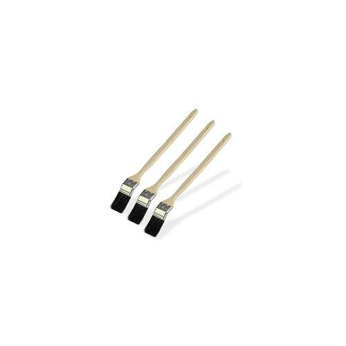 DEMA Malerpinsel / Heizkörperpinsel 50 mm 3-er Set