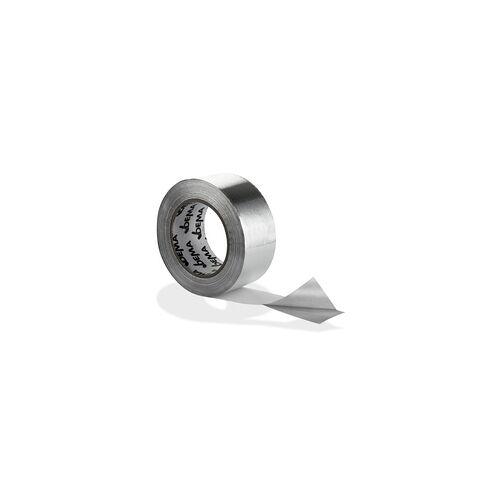 DEMA Aluminium Rolle Alu Klebeband Aluband 50 mm x 50 m Band Isolierung Dampfsperre