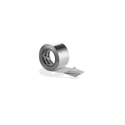 DEMA Alu Klebeband Aluminiumband Aluminium Rolle Aluband 100 mm x 50m Band Isolierung