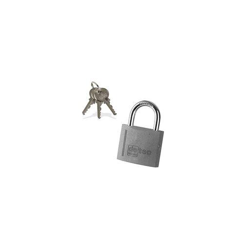 DEMA Vorhängeschloss / Bügelschloss / Sicherheitsschloss VS50 mit 3 Schlüssel