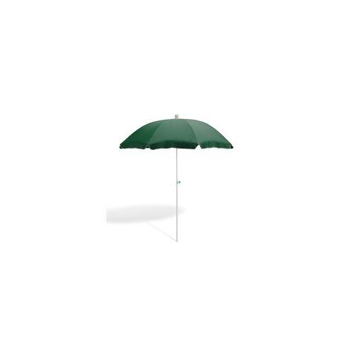 DEMA Strandschirm grün 180 cm UV30 Sonnenschirm