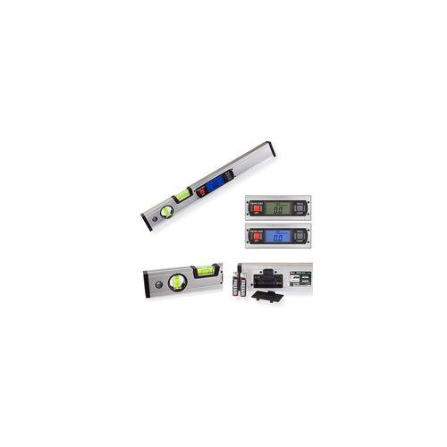 DEMA Alu Wasserwaage Messgerät elektronisch digital 40cm + Magnethalter