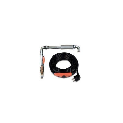 DEMA Frostschutz Heizleitung / Heizkabel mit Thermostat - Länge nach Wahl, Länge / Leistung: 4 m / 64 W