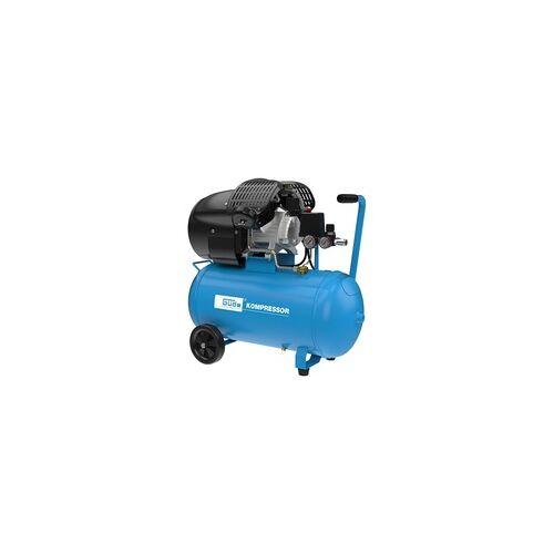 Güde Druckluft Kompressor 10 bar 50L 405/10/50 Luftdruck ölgeschmiert