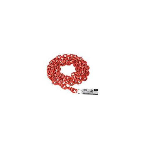 DEMA Stahl Forstkette Rückekette 2m 6mm 1,12t rot Güteklasse 8