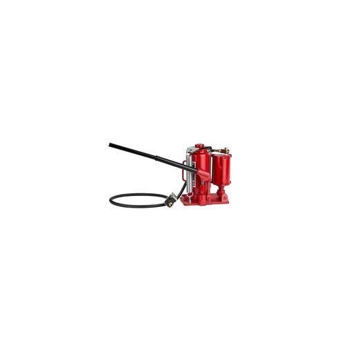 DEMA Druckluft Stempelwagenheber / Wagenheber 12t pneumatisch hydraulisch