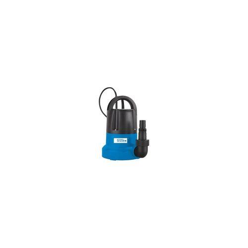 Güde Flachsaugerpumpe Tauchpumpe Wasserpumpe GFS 401 S
