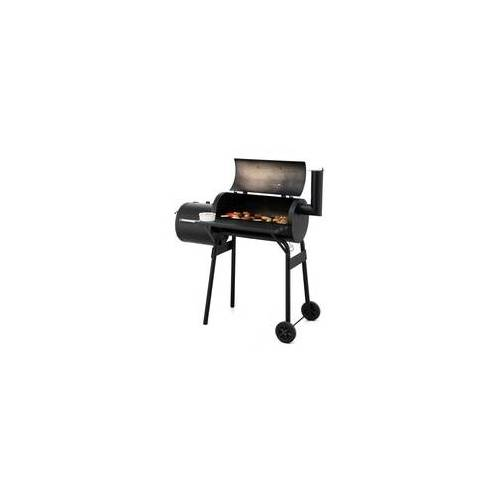 Tepro Smoker Wichita Grillwagen Holzkohlegrill Kohlegrill Barbecue Grill
