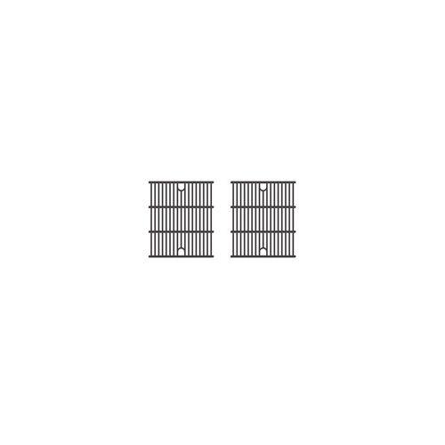 Tepro Universal Guss Grillrost Set 2 x ca. 36 x 40 cm