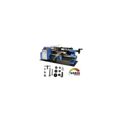 Güde Mini Drehmaschine Drehbank GMD 400