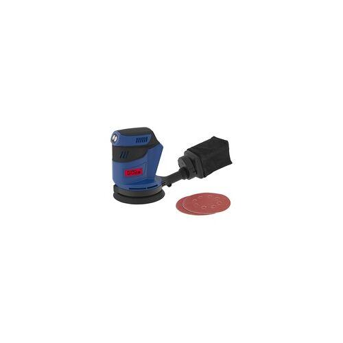 Güde Akku-Exzenterschleifer Schleifmaschine Schleifgerät EXS 18-0 ohne Akku