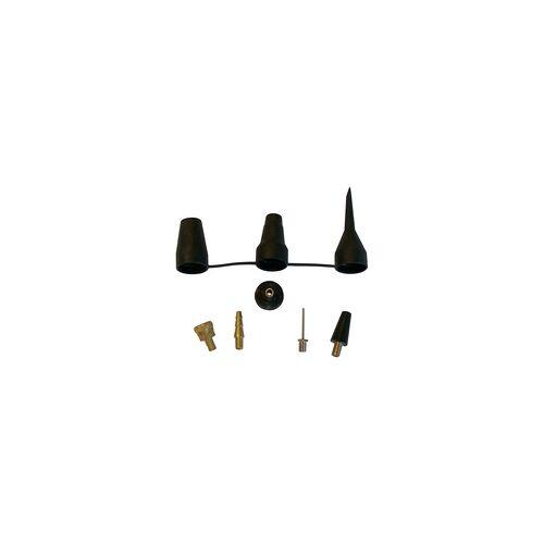 Güde Druckluftadapter Set 8-tlg Druckluft Adapter-Set für Reifenfüller