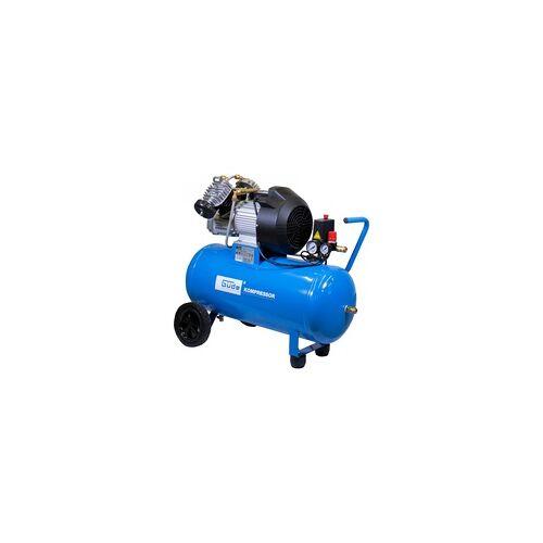 Güde Kompressor Kolbenkompressor Druckluftkompressor 400/10/50 N