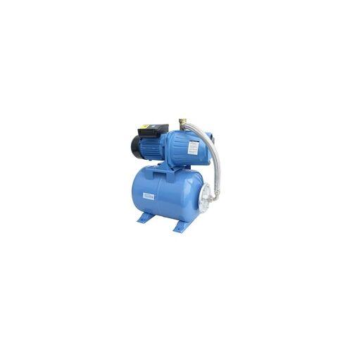 Güde Hauswasserwerk HWW 1300 G mit 24l Gartenpumpe mit Druckkessel