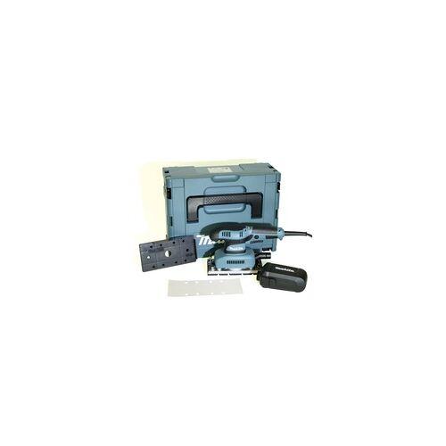 Makita Exzenterschleifer / Schwingschleifer BO3711J im Koffer 190W