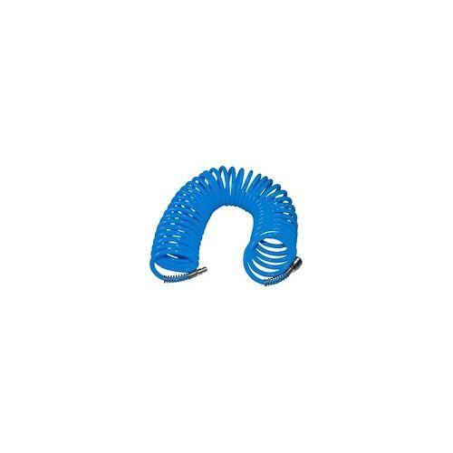 Güde Druckluft Spiralschlauch Druckluftschlauch Luftschlauch Schlauch 10 m SB
