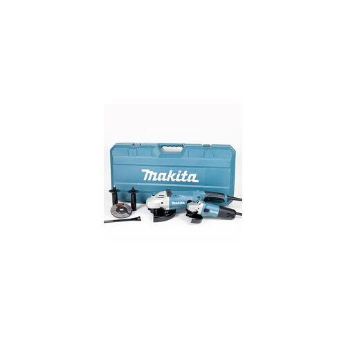 Makita Winkelschleifer / Trennschleifer Set DK0052G im Koffer