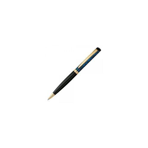 Heri Color Exclusive 6723 Kugelschreiberstempel Schwarz/Marmor Blau