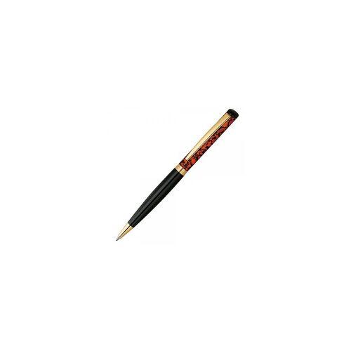 Heri Color Exclusive 6724 Kugelschreiberstempel Schwarz/Orange (33x8