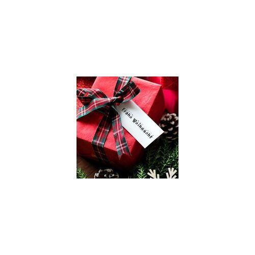 stempel-fabrik.de Weihnachten Holzstempel - Schneeflocken (70x20 mm)