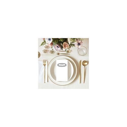 stempel-fabrik.de Hochzeit - Einladung zur Goldenen Hochzeit (60x30 mm)