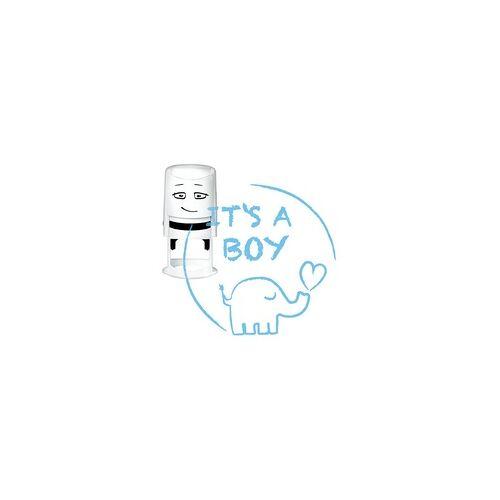 COLOP Arts & Crafts NIO Stempelmotiv - It´s a boy