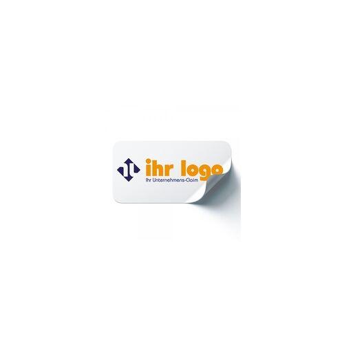 aufkleberdrucker.de Individuelle Sticker 90x50 mm / CMYK Lösemittel Digitaldruck