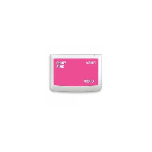 """COLOP Stempelkissen MAKE 1 """"shiny pink"""" (90x50 mm)"""