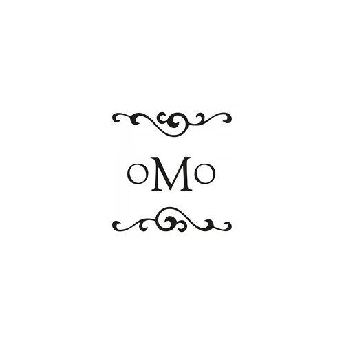 Trodat Monogrammstempel - Initialen & Arabesken Design - Trodat 4924