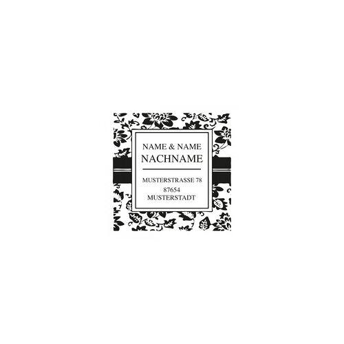 Trodat Monogrammstempel - Pflanzengarten - Trodat 4924
